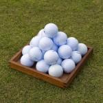 ゴルフボールの違い。選び方で重要な3つのポイント!