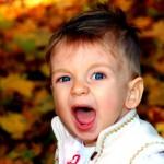 赤ちゃんが奇声をあげる理由とは?奇声をあげる赤ちゃんとの向き合い方について!