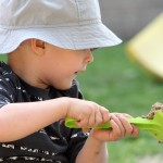 赤ちゃんの日焼けには要注意!7つの日焼け対策を実践して赤ちゃんの肌を守ろう!